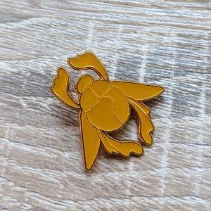 Scarab Beetle Disney Pin